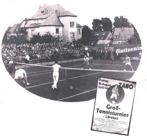 FCN Tennis Vereinsgaststätte, Tennis-Club Nürnberg Gaststätte, Veranstaltung Tennisverein Nürnberg