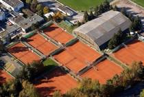 FCN Tennis Tennishalle, Clubheim Tennisverein Nürnberg, Halle Tennis Nürnberg
